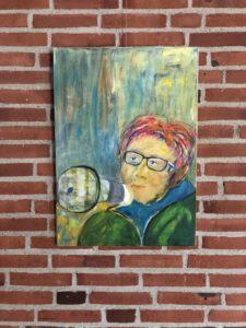 "Read more about the article 30 Jahre KuSS Kunstschule Stuhr Jubiläumsprojekt ""Ratsgalerie"""