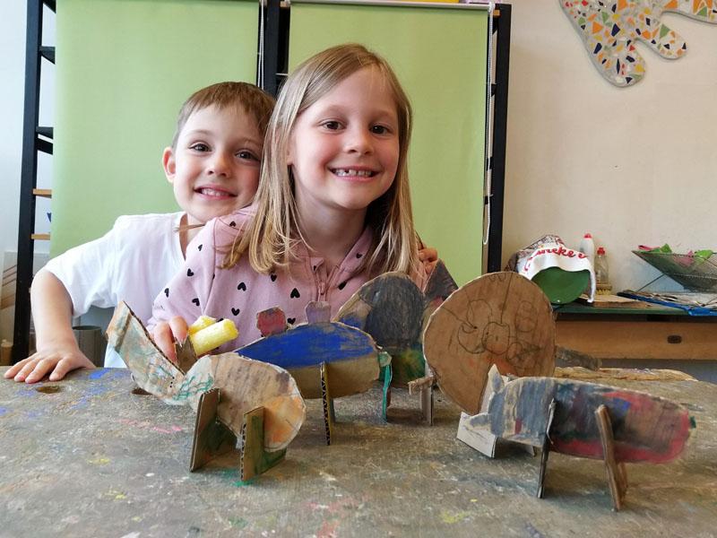 Read more about the article Experimentierwerkstatt für Kinder von 4-6 Jahren (Kurs 1 im Programmheft)