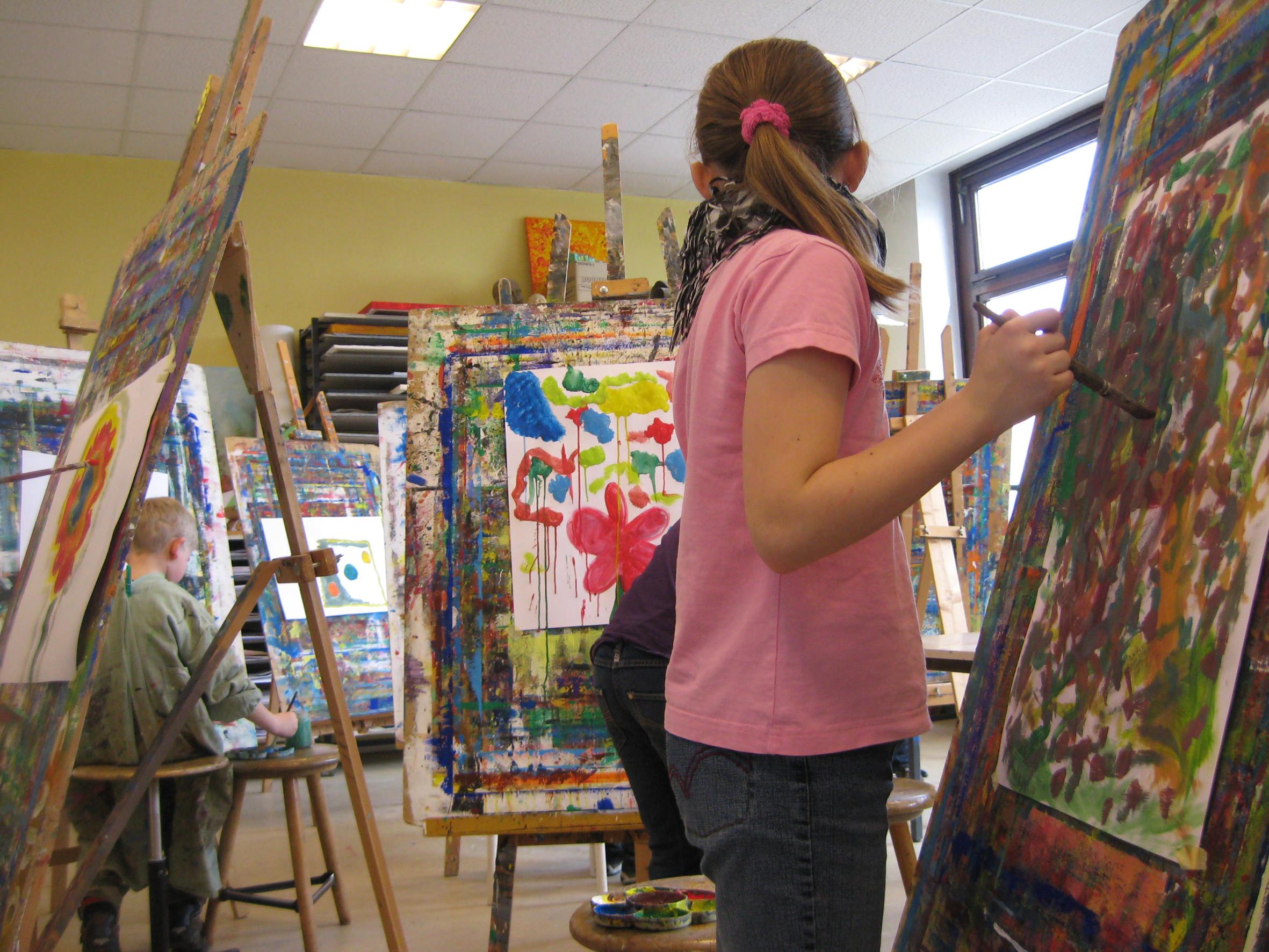 Read more about the article Nach Herzenslust probieren  für Kinder von 8 – 12 Jahren (Kurs 5 im Programmheft)